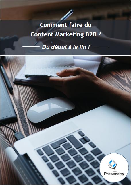 Comment faire du Content Marketing B2B ?