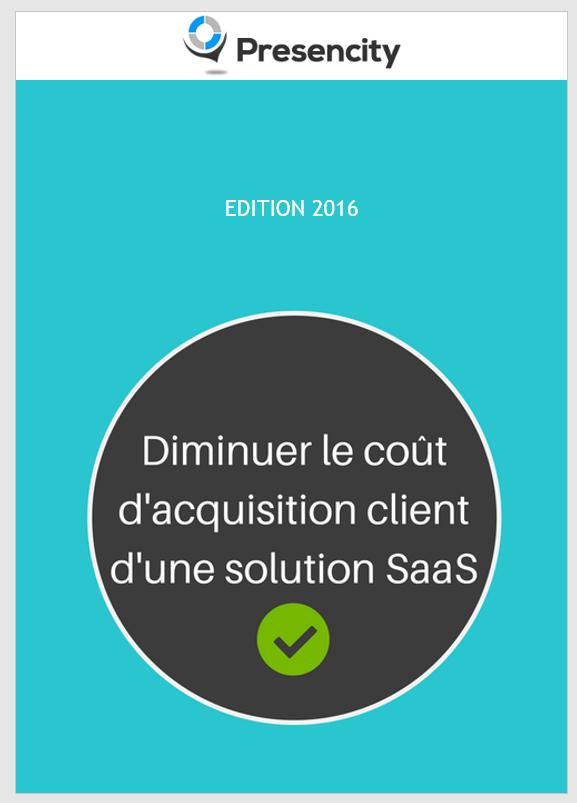 Diminuer le coût d'acquisition client d'une solution SaaS