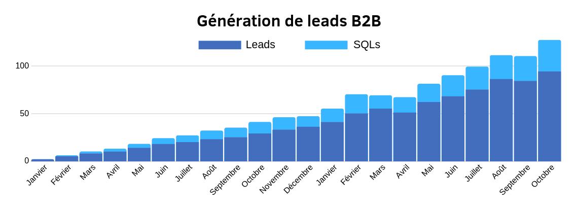 Generation de leads B2B